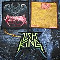 Patch - New patches (Morbid Angel, Benediction, Lich King)