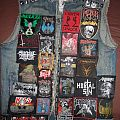 Battle Jacket - Updated Front of -THE BEAST-