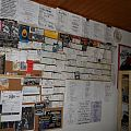 Collection of Tickets,Picks,Setlists, Drumsticks & more Other Collectable