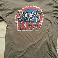Kiss Rock and roll Over Shirt