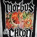 Morbus Chron - Patch - Morbus Chron Backpatch