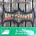 Bolt Thrower - Patch - Bolt Thrower Patch sale/trade