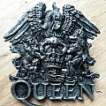 Queen Crest Original Metal Pin