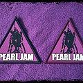 Pearl Jam - Ten Bootleg Patch