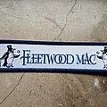 Fleetwood Mac Mini Stripe Woven Patch