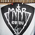 "Mantar - Patch - Mantar - ""Mantar Ordu"" Backpatch"