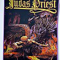 Judas Priest SWOD woven backpatch