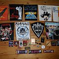 Patches / Backpatches / Pins and more