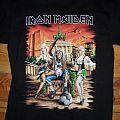 Iron Maiden - Germany Tourshirt 2011
