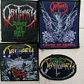 Obituary patches