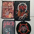 Slayer vintage patches