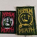 Napalm Death Life? patches