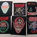 Kreator vintage patches