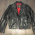 Petroff Leather Motorcycle Jacket size M