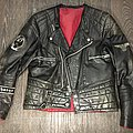 Vintage 80s Motorcycle jacket Size S