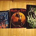 TShirt or Longsleeve - Scored these at a Salvation Army. $0.99 for the Diamond Plate shirt, $1.99 for both High On Fire shirts.