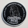 Chroming Rose - Patch - Chroming Rose - Louis XIV patch