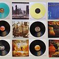 Royal Hunt vinyl collection Tape / Vinyl / CD / Recording etc