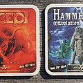 Accept - Other Collectable - Accept - Blind Rage / Hammerfall - (r)Evolution coaster