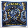 Gamma Ray - Patch - Gamma Ray - Somewhere out in Space patch