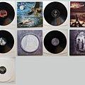 Nightwish incomplete vinyl collection Tape / Vinyl / CD / Recording etc