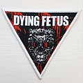 Dying Fetus - Patch - Dying Fetus patch