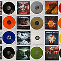 Threshold - Tape / Vinyl / CD / Recording etc - Threshold vinyl collection