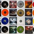 Threshold vinyl collection Tape / Vinyl / CD / Recording etc