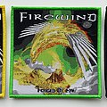 Firewind - Patch - Firewind - Forged by Fire patch