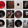 Septicflesh - Tape / Vinyl / CD / Recording etc - Septic Flesh (Septicflesh) incomplete vinyl collection