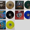 Edguy incomplete vinyl collection