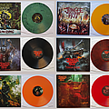 Jungle Rot - Tape / Vinyl / CD / Recording etc - Jungle Rot vinyl collection