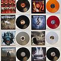 Nevermore vinyl collection Tape / Vinyl / CD / Recording etc