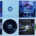 Wintersun vinyl collection Tape / Vinyl / CD / Recording etc