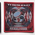 Threshold - Patch - Threshold - Psychedelicatessen patch
