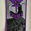 Trouble - Patch - Trouble - Psalm 9 patch
