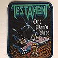 Testament - One Man's Fate patch
