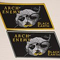 Arch Enemy - Patch - Arch Enemy - Black Earth patch