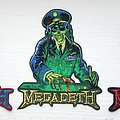 Megadeth - Peace Sells / Rust in Peace / Dystopia patches