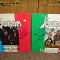 Venom - Tape / Vinyl / CD / Recording etc - Venom - French Assault & Italian Assault autographed vinyls