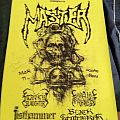 Master signed tour poster Other Collectable