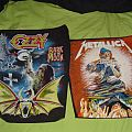 Metallica - Patch - Metallica/Ozzy unused back patches