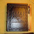 Watain - Other Collectable - Watain - Lawless Darkness leather book