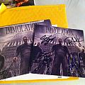 Immolation - Kingdom of Conspiracy signed CD.  Other Collectable