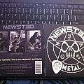 Newsted signed EP Tape / Vinyl / CD / Recording etc