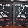 Bathory - Tape / Vinyl / CD / Recording etc - Bathory tapes on Combat