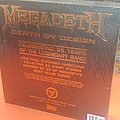 Megadeth box set Tape / Vinyl / CD / Recording etc