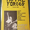 METAL FORCES - Other Collectable - Metal Forces #1