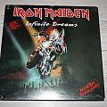 """Iron Maiden - Infinite dream 12"""" Maxi Postercover Tape / Vinyl / CD / Recording etc"""