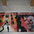 "Iron Maiden - Double 12"" Maxi Purgatory + Maiden Japan Tape / Vinyl / CD / Recording etc"